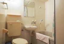 設備:ユニットバストイレ写真